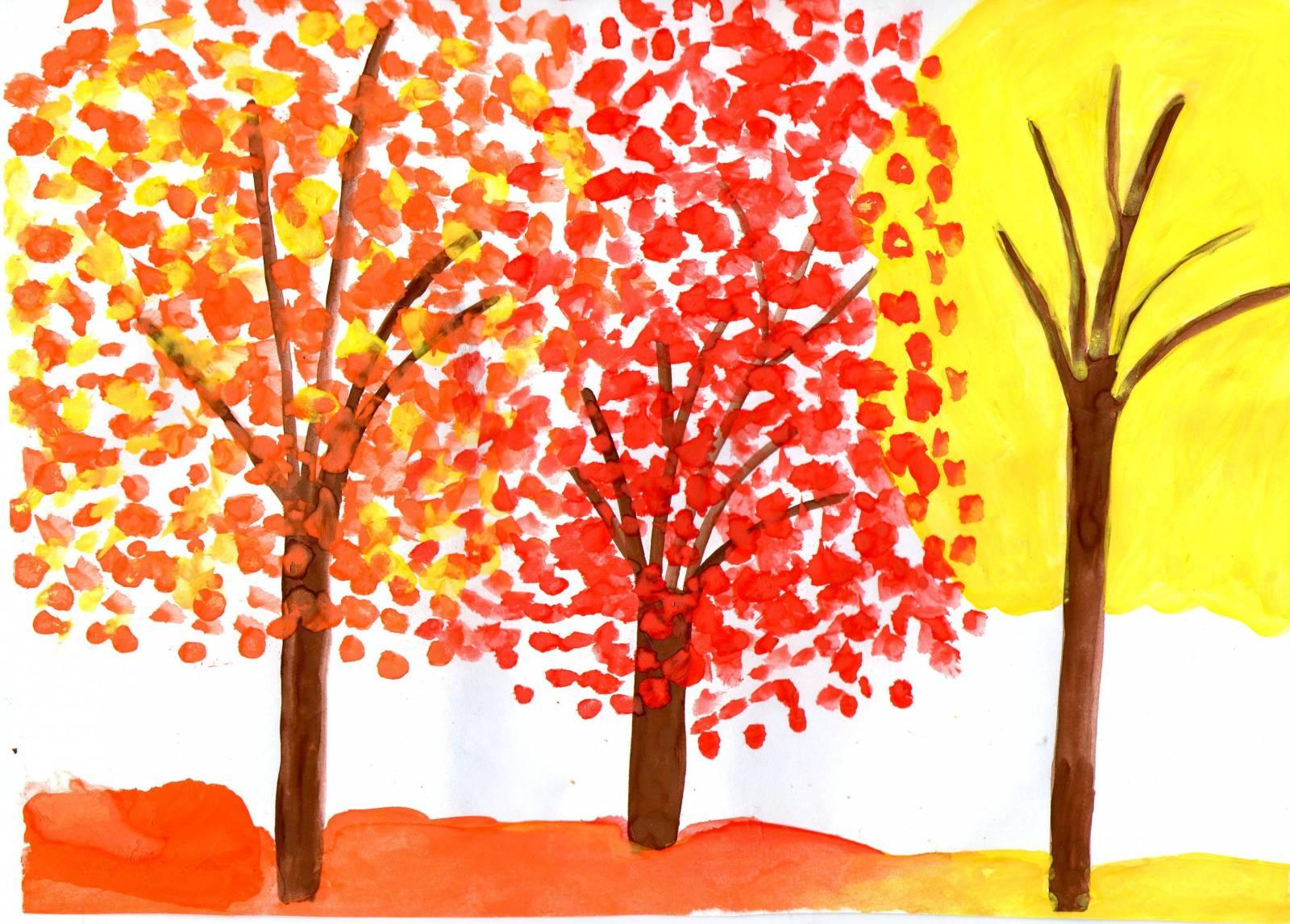маленькие картинки осень срисовать сожалению